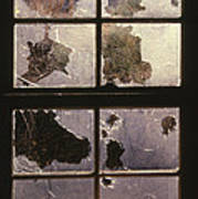 Window Holes Poster
