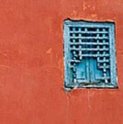 Window In Marrakesh Poster by Daniel Kocian