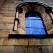 Window In Otterburg Poster