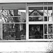 Window In Window Poster