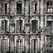 Windows And Balconies 2 Poster