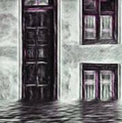 Windows And Doors Poster