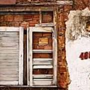 Windows Of Alcantara Brazil 1 Poster