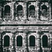 Windows Of The Porta Nigra Poster