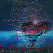 Windswept Love Poster