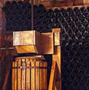 Wine Press Poster
