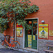 Wine Shop Monterosso Italy Dsc02584  Poster
