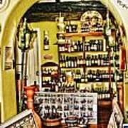 Wine Shop Poster
