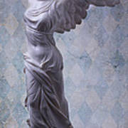 Winged Victory Poster by Garry Gay
