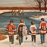 Winter Classic - 2010 Poster