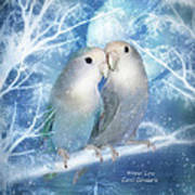 Winter Love Poster