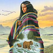 Winter Maiden Poster