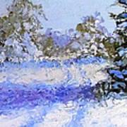 Winter Morn Poster