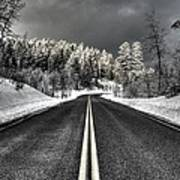 Winter Road Poster