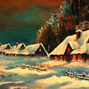 Winter Silence Poster