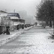 Winter Snow Storm II Poster