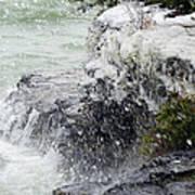 Winter Splash Poster