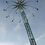 Winter Wonderland Star Flyer Poster