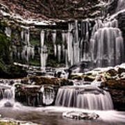 Winter Wonders At Scaleber Force Poster