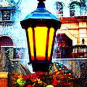 Winter's Glow Poster
