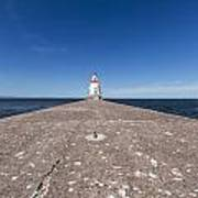 Wisconsin Point Lighthouse 6 B Poster