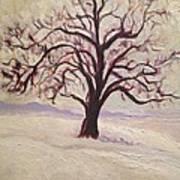 Wisconsin Winter Poster