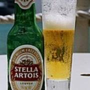 Cheers From Stella Poster