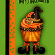 Witch Cupcake 3  Poster
