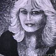 Woman Portreit Poster