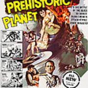Women Of The Prehistoric Planet, Us Poster