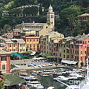 Wonderful Portofino Poster