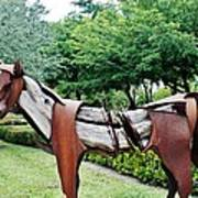 Wooden Horse22 Poster