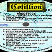 Woodstock Side 1 Poster