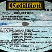 Woodstock Side 5 Poster