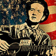 Woody Guthrie 1 Poster