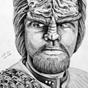 Worf Poster