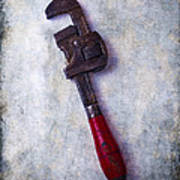 Work Wrench Poster