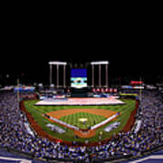 World Series - San Francisco Giants V Poster