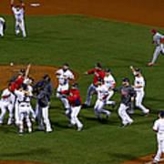 World Series - St Louis Cardinals V Poster