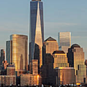 World Trade Center Freedom Tower Nyc Poster