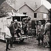 World War I: Ambulance Poster