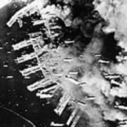 World War II: U.s. Air Raid Poster
