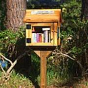 World's Smallest Library Poster