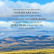 Worthy Are You Jesus Poster