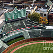 Wrigley Field Chicago Sports 04 Poster