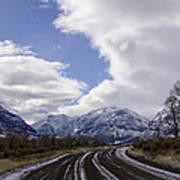 Wyoming Road Poster