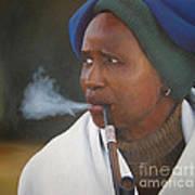 Xhosa Woman Poster