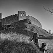 Roche Castle Poster by Pro Shutterblade