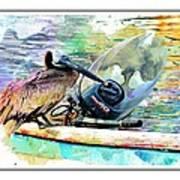 Yamaha Pelican Poster
