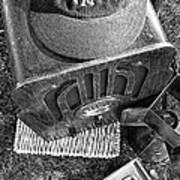Yankee Cap Poster